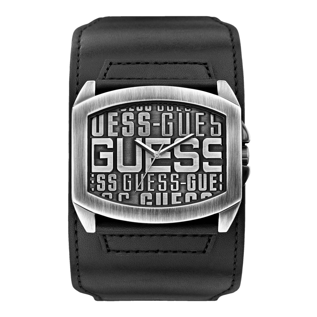 Guess  Imprint black  Watch   W0360G1